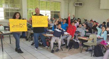 Maestros de Chihuahua anuncian paro de labores por falta de pago