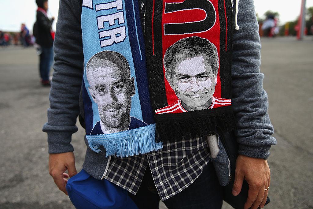 Premier League-Manchester-City-Pep-Guardiola-Manchester-United-Jose-Mourinho