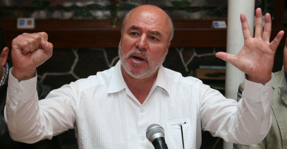 Manuel Clouthier candidato al senado independiente
