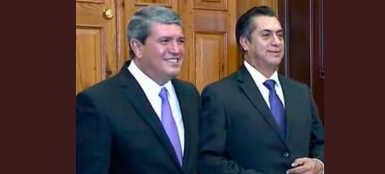 Manuel Gonzaléz y Jaime Rodríguez El Bronco