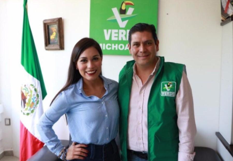 Maribel Barajas, candidata a diputada PVEM