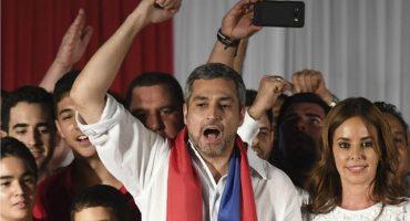 Mario Abdo, presidente electo de Paraguay