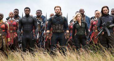 Así agradecen los superhéroes de Marvel los 10 años cumplidos en el cine