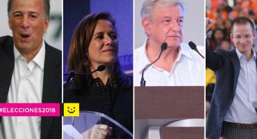 Elecciones 2018, día 4: a Meade ya le urge debatir pero (casi) nadie lo pela