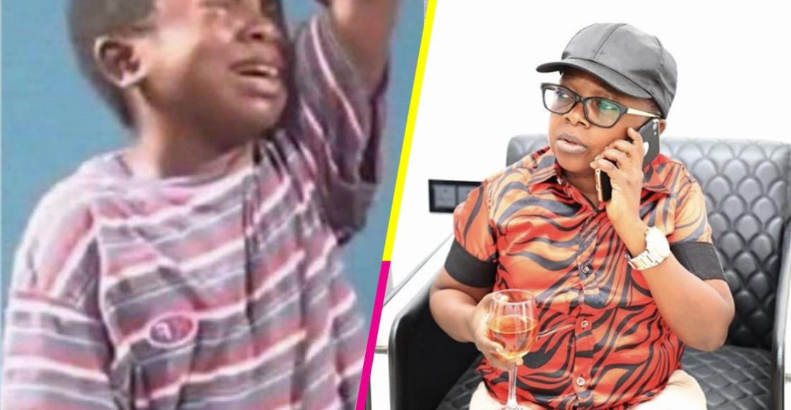 Actor africano de meme