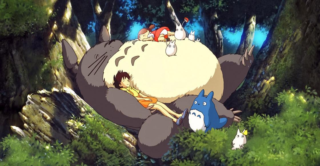 datos que no sabías de Mi Vecino Totoro