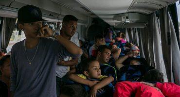A pesar de Donald Trump, la Caravana Migrante llega a la frontera con Estados Unidos; planean pedir asilo