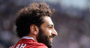 ¡El faraón más grande! Los tres récords que rompió Salah en Champions League en el partido ante la Roma