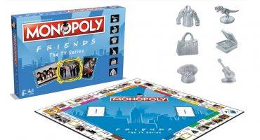 ¡Regresamos a Central Perk! Lanzan Monopoly de Friends