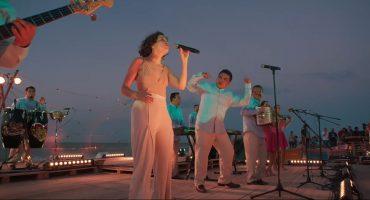 ¡Esto sí es cumbia! Los Ángeles Azules estrenan su versión de 'Nunca Es Suficiente' con Natalia Lafourcade