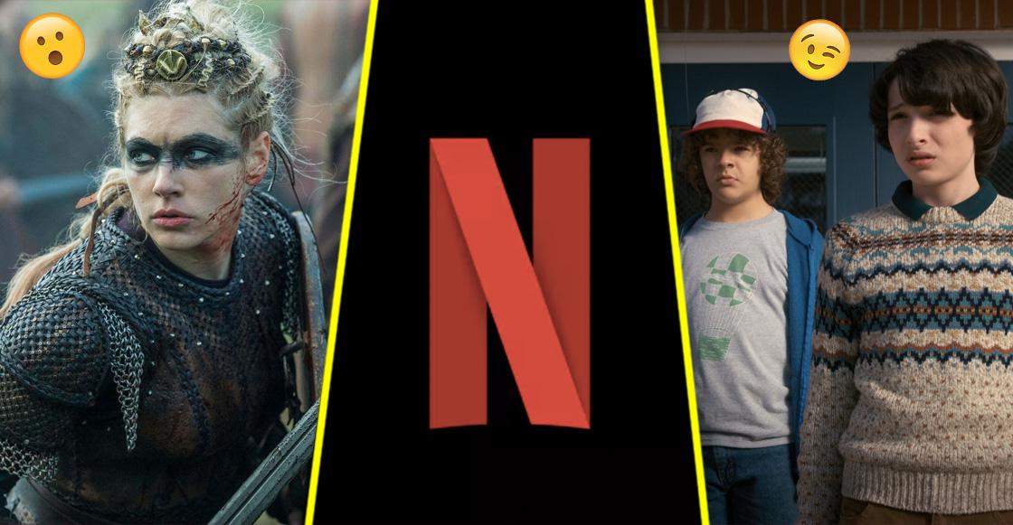 Netflix te avisa la clasificación de los contenidos que estás a punto de ver