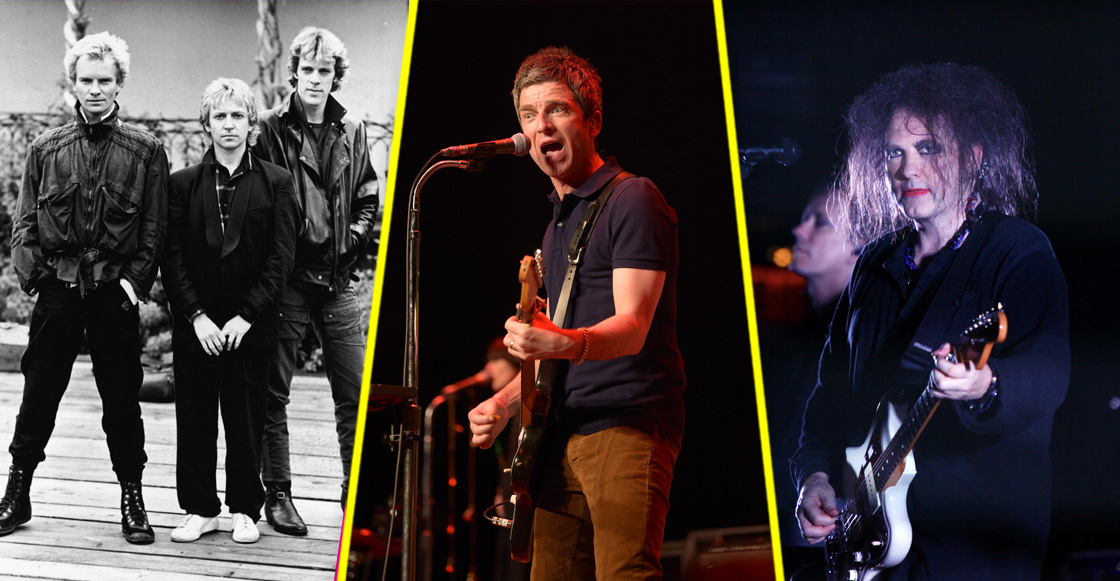 Noel Gallagher prepara un disco que suena a 'The Police y The Cure en la misma banda'