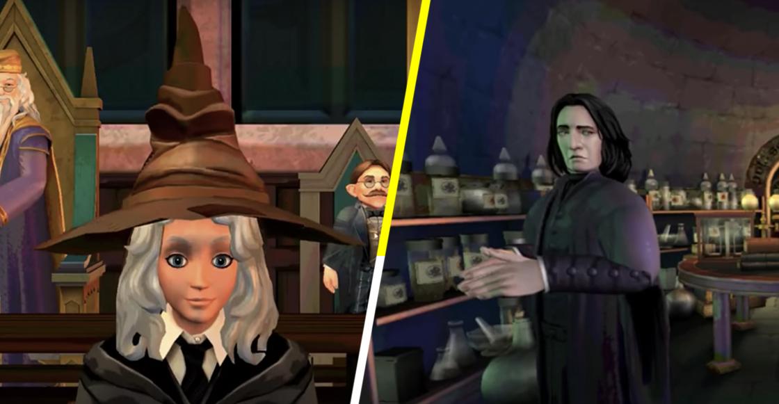 ¡Ya salió el nuevo juego de Harry Potter y no es apto para muggles! ⚡️