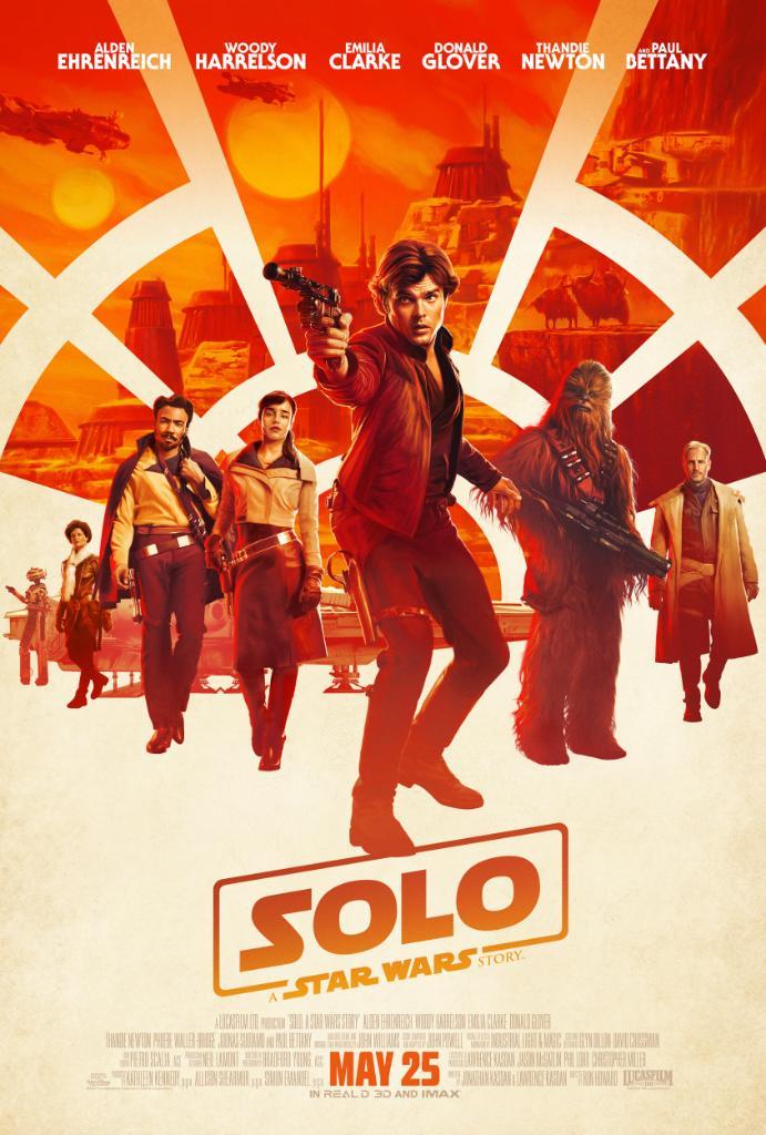Checa el nuevo tráiler de 'Solo: A Star Wars Story'
