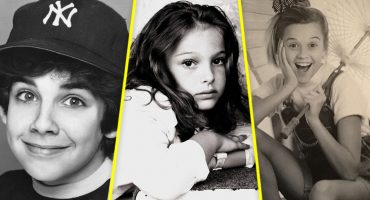 ¿Qué es el #OldHeadshotDay y por qué los famosos subieron a la web sus fotos de cuando eran niños? 🤔