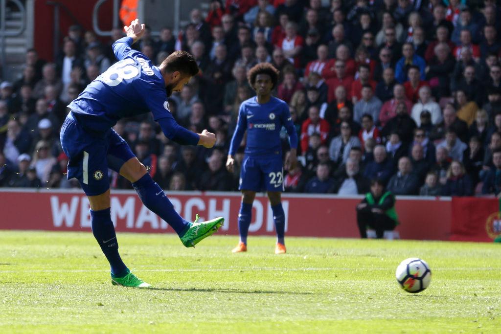 Premier-League-Olivier-Giroud-Chelsea-Southampton