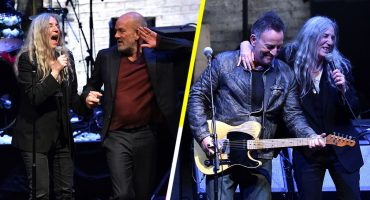 Patti Smith presentó su documental y junto a Bruce Springsteen y Michael Stipe