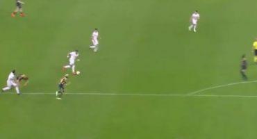 A Dimitri Payet le anulan un gol por culpa de su propio compañero 🤦🏻♂️