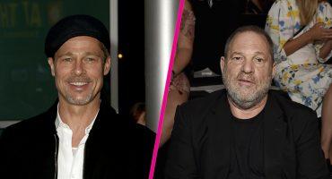 El caso de Harvey Weinstein llegará al cine a través de la productora de Brad Pitt