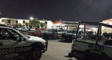 Siete policías murieron durante un motín en un penal de Veracruz