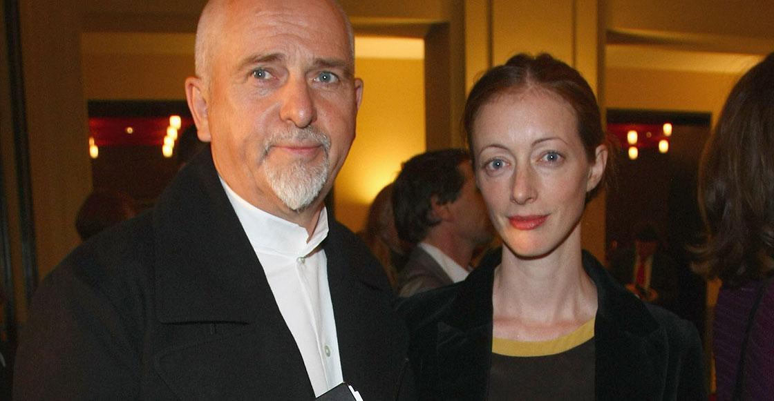 Peter Gabriel asegura que salvó la vida de su esposa gracias a Google