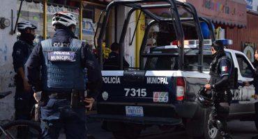 'No pases por Salamanca';  policías de Guanajuato se van a paro laboral
