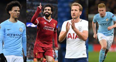 La Premier League lanza a sus candidatos al Mejor Jugador del Año