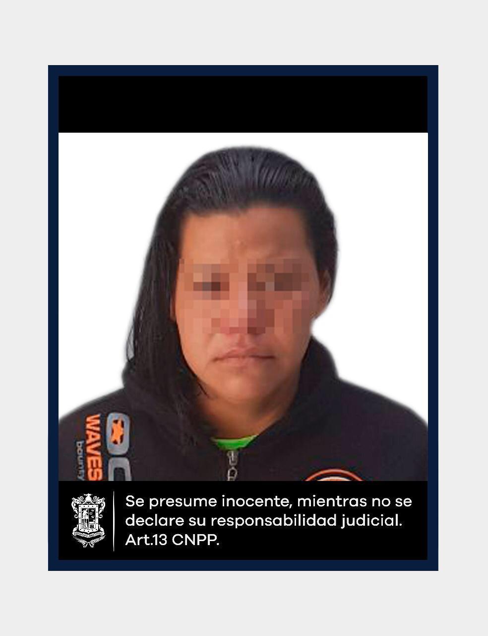 Presunta homicida de Maribel Barajas