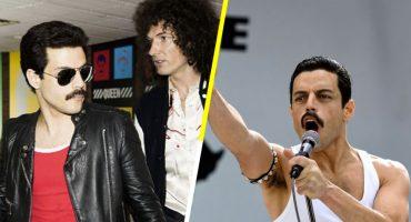 Is this the real life? Mira las nuevas fotos de Rami Malek como Freddie Mercury en su biopic