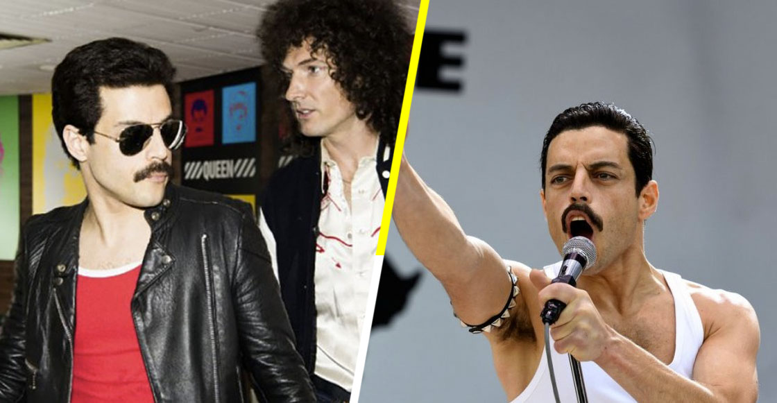 Is this the real life? Mira las nuevas fotos de Rami Malek como Freddie Mercury en su biopic