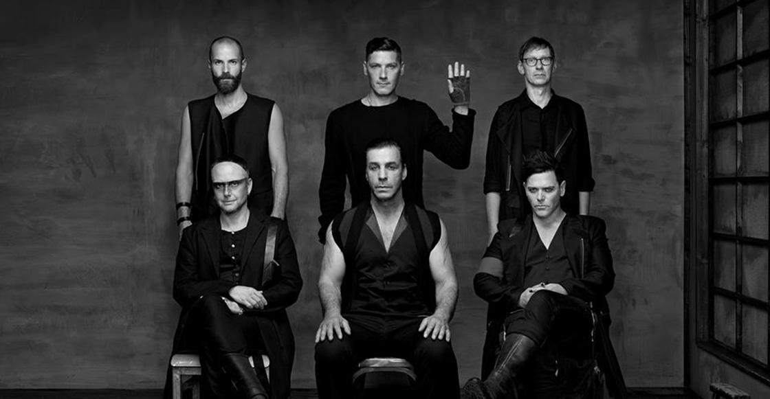 TE QUIERO RAMMSTEIN! La banda alemana podría sacar un álbum muy pronto