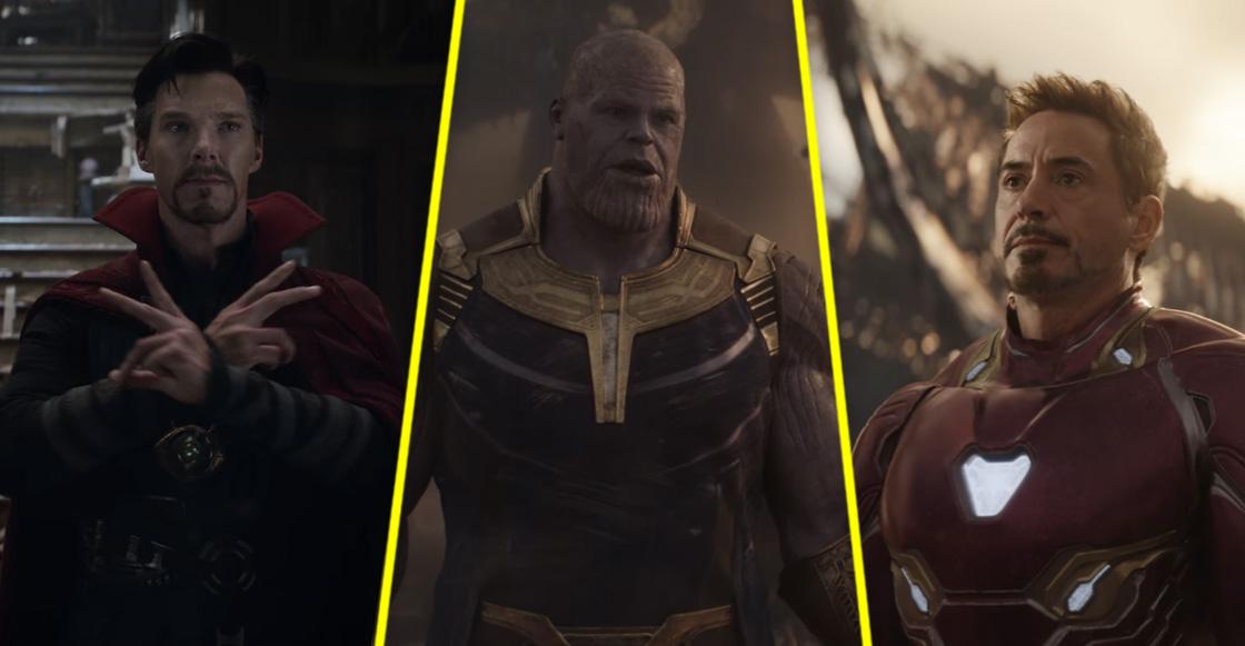 """'Emocionante e increíble"""": 'Avengers: Infinity War' triunfa en su primera proyección"""