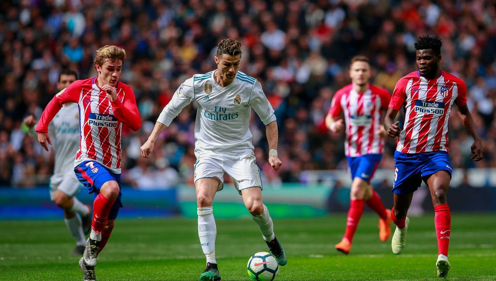 La-Liga-Real-Madrid-Cristiano-Ronaldo-Antoine-Griezmann