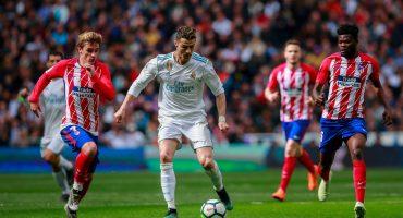 Empate a uno entre el Real Madrid y el Atlético en el Derbi de Madrid