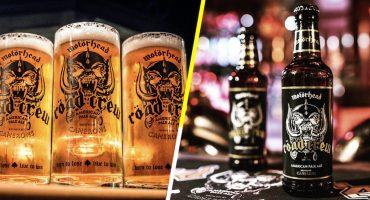 Chela + Rock = Motörhead Beer: La cerveza de la banda llega a México