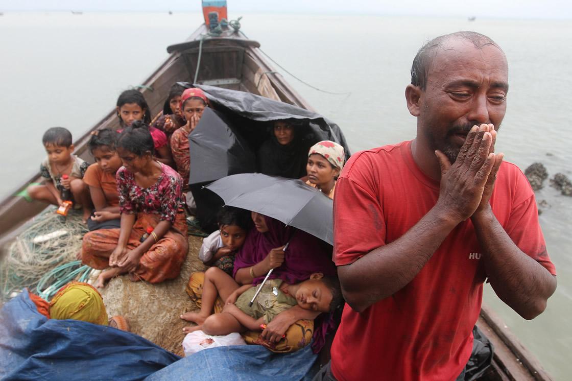 refugiados Bangladesh