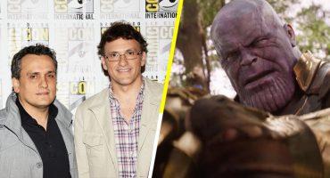 You talkin' to me? Los Russo y Thanos piden cero spoilers de 'Avengers: Infinity War'