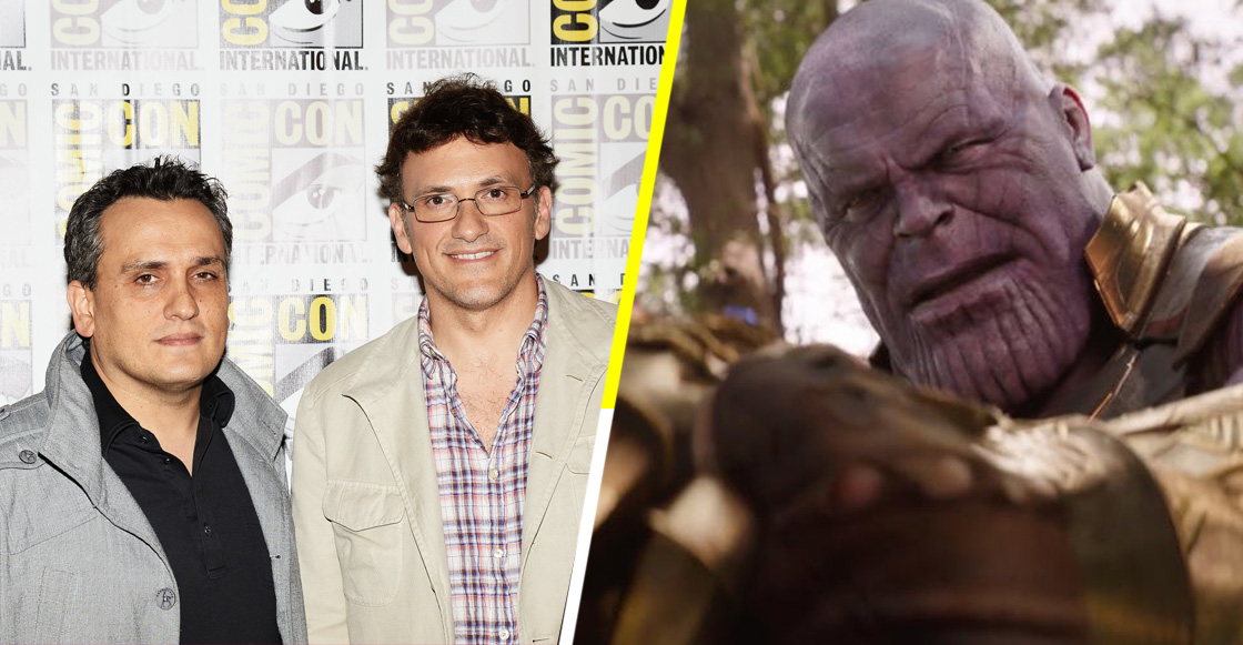 You talkin' to me? Los Russo y Thanos piden cero spoilers de 'Avengers: Infinity War'