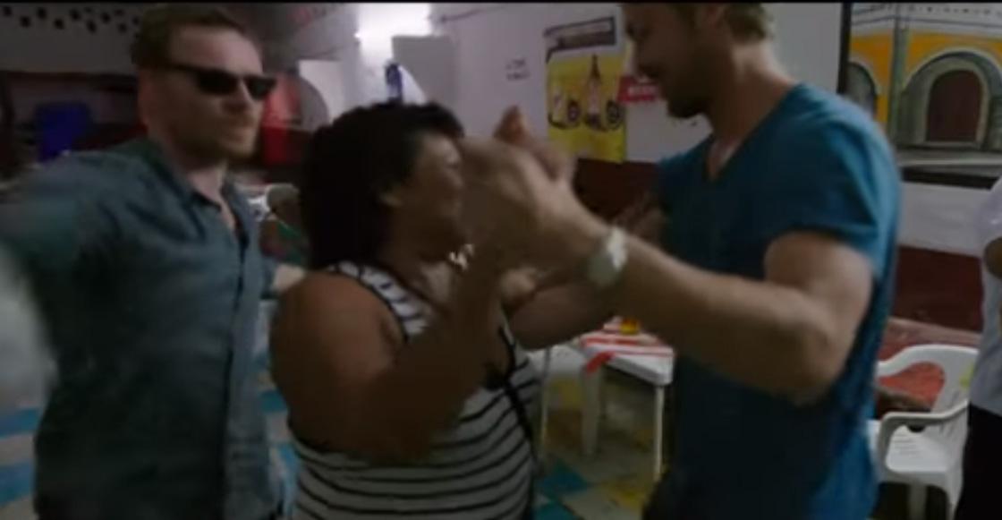 Ryan Gosling y Michael Fassbender NO tomaron mezcal en Oaxaca...