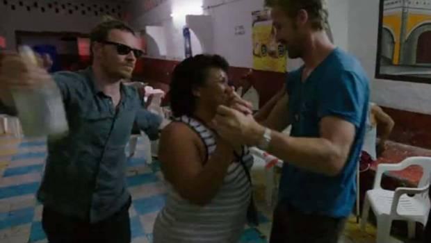 ¿Ryan Gosling y Michael Fassbender sí tomaron mezcal en Oaxaca? Aquí les contamos la verdadera historia