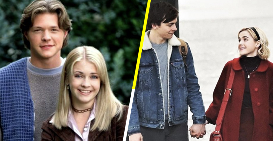 Primer vistazo de Sabrina la bruja adolescente