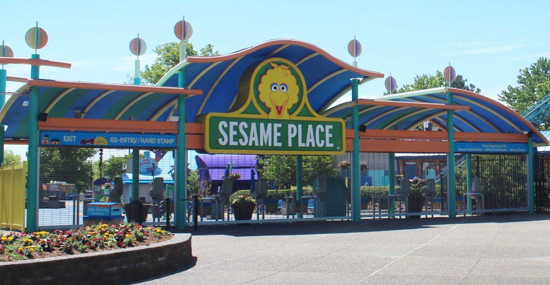 Sesame Place en Pensilvania