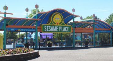 'Sesame Place' será el primer parque temático para niños con autismo 😃