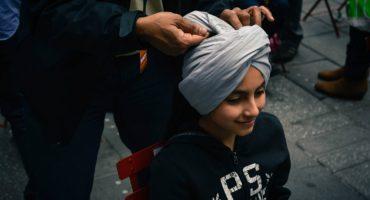 Los sijs de Nueva York rompen récord al juntar al mayor número de personas usando turbante