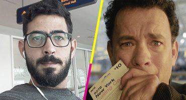 ¿Algún consejo, Tom Hanks? Este hombre sirio lleva un mes viviendo en el aeropuerto de Kuala Lumpur