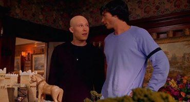 ¡Hubo una reunión de Clark Kent y Lex Luthor de Smallville y nadie se dio cuenta!