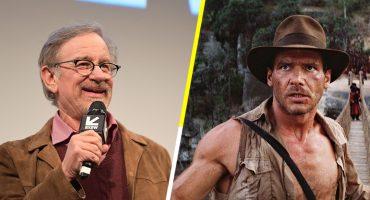 More than a woman! Spielberg dice que el próximo Indiana Jones podría ser mujer