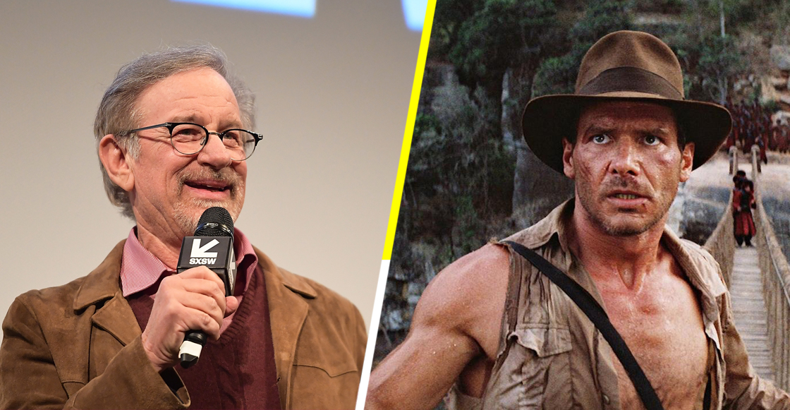 More than a woman! Spielberg dice que Indiana Jones podría ser mujer