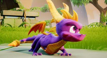 Nostalgia noventera presenta: ¡Spyro The Dragon está de vuelta!