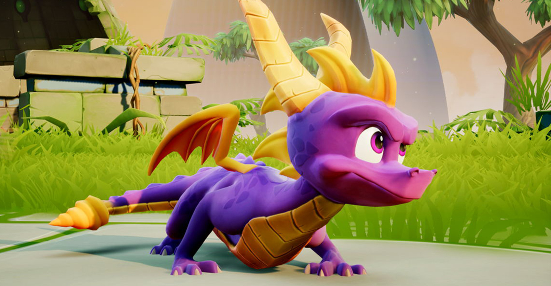 Spyro the Dragon regresa